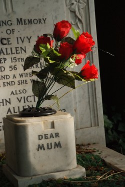 Abney Park Cemetery Trust by Fo The Ivy Castle